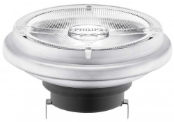 Philips Master LED AR111, 20W-100W, 3000K 24D, Dimmable