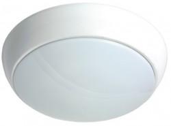 LumiLife 15W LED Bulkhead, IP54, 5000K, 1270lm, 5yrs, MWS + EM3