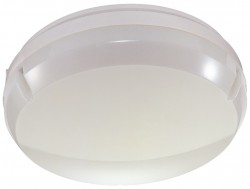 Thorn Leopard LED, IP65 Bulkhead, 13W (Large), 1200LM, EM3 & MWS