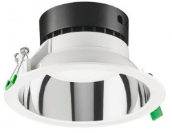 Philips DN140B Downlight, 19W, 2200lm, 4000K, Mirror, No Dim