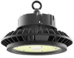 Tagra LED 200W Dimmable UFO High Bay, 26000LM, 5700K, IP65, 5yr