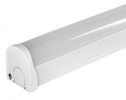 Heathfield Beech LED IP20 Batten, 6ft, 65W, 6000K, Emergency