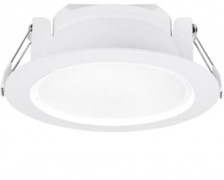 Aurora Enlite 15W LED Downlight, IP44, 120mm Cut-Out, 4000K