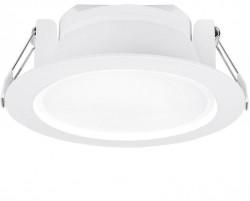 Aurora Enlite 15W LED Downlight, IP44, 120mm Cut-Out, 3000K