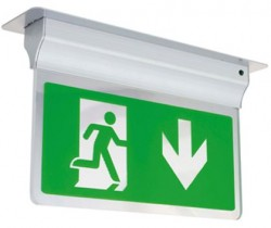 Ansell Eagle 3-In-1 LED Exit Sign 2.5W LED
