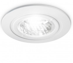 Philips LuxSpace Accent LED Downlight, FIXED 2000LM
