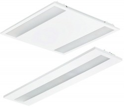Philips RC134B CoreLine LED Recess Ceiling Panel, IP44 - All Sizes