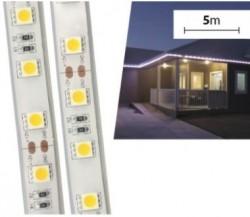 5m LED Strip SMD5050 - 14.4W/m, 1000lm/m, 12V, IP67 Waterproof