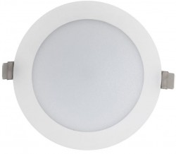 Verbatim 52267 LED Downlight, 16W, 3000K, 1450lms, 150mm hole, DIMS
