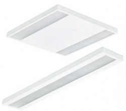 Philips SM134V CoreLine LED Surface Mount Panel, IP44 - All Sizes