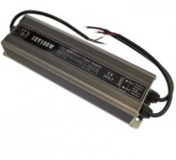 100W LED Transformer / Driver, 12V Output, IP67, (Not Dimmable)