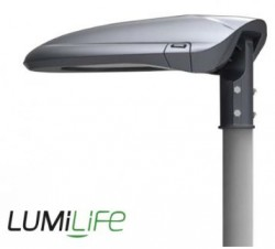 LumiLife LED Street Light, 90W, 9000LM, IP66, 5yrs
