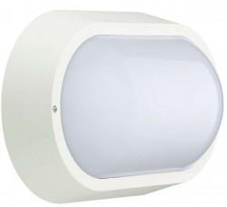 WL121V CoreLine LED5S Bulkhead, 8W, 500lm, MWS Option