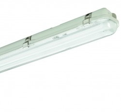 Sylvania SYLPROOF Superia LED G2, IP65, 1265mm Single EMERGENCY