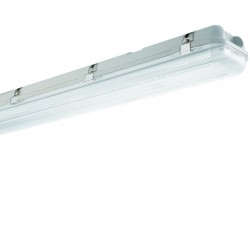 Sylvania SYLPROOF Superia LED G2, IP65, 1265mm Twin EMERGENCY