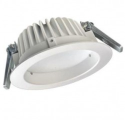 Recess LED Downlight, 15W, WHITE, Not Dimmable