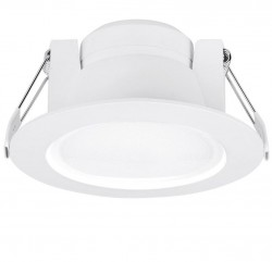 Aurora Enlite 10W LED Downlight, IP44, 90mm Cut-Out, 4000K