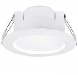 Aurora Enlite 10W LED Downlight, IP44, 90mm Cut-Out, 3000K