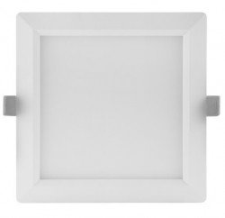 LEDVance 18W LED Square Panel, IP20, 210mmsq hole, 4000K, 3yrs