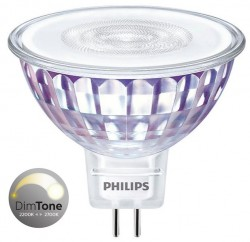 Philips Master LED MR16, 5W=35W, 36Deg, *DIMTONE*