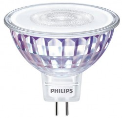Philips MasterLED Value, MR16, 5.5W=35W, 3000K, 36D, Dimmable