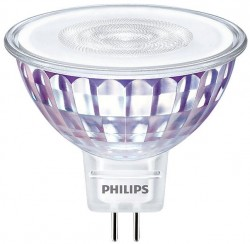 Philips CorePro LED MR16, 7W=50W, 2700K, 36D, No Dim