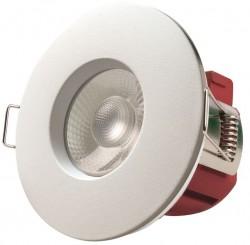 Powermaster Fire Rated IP65 Downlight, 4000K, 60-72mm, Dims