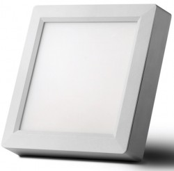 LEDVance 6W LED Surface Mount Square Panel, 121mmsq, IP20, 3yrs