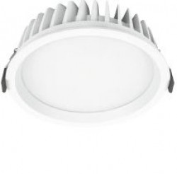 LEDVance LED Downlight IP20, 25W, 3000K, 2220lms, 200mm cut-out