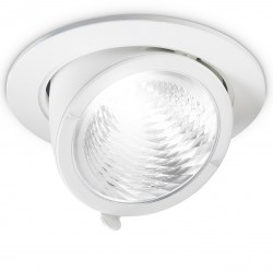 Philips LuxSpace Accent LED Downlight, ADJ. ELBOW 2000LM