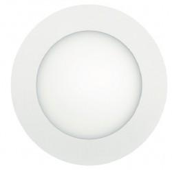 ThornEco Zoe 8W LED Round Panel, IP44, 110mm hole, 3000K, 5yrs