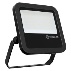 LEDVANCE Floodlight, GEN3 65W, 3000K, 7150lm, Black, IP65, 5yrs