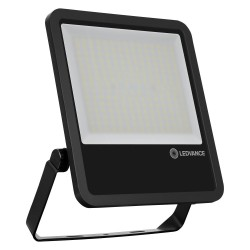 LEDVANCE Floodlight, NEW 200W, 6500K, 25000lm, Black, IP65, 5yrs