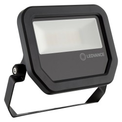 LEDVANCE Floodlight, GEN3 20W, 3000K, 2200lm, Black, IP65, 5yrs