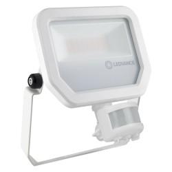 LEDVANCE Flood Light, GEN3 20W, 3000K, 2200lm, WHITE, PIR SENSOR