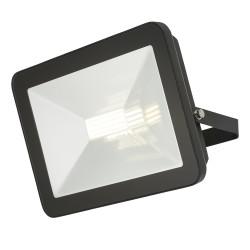 MLA IP65 100W LED Black Die-Cast FLF100 Floodlight 4000K, 8100lm
