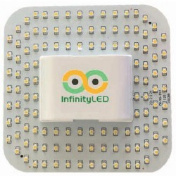 Infinity LED 9W=16W 2D 2-Pin Lamp Retrofit Disk