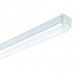 Thorn Poppack LED Batten, 5ft, 6400lms, 52.8W, 4000K, PP6000Z5F