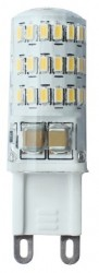LumiLife G9 LED Lamp, 4W, 360deg, 270lm, 3000K, Not Dimmable