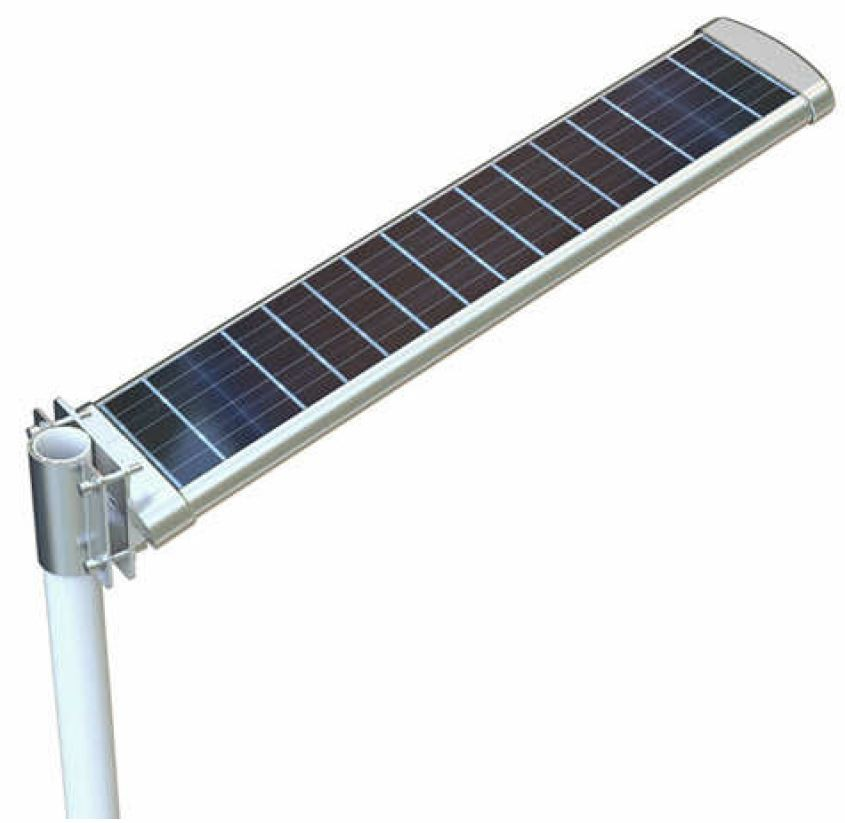 Isl3 Solar Led Street Light 20w Ip65 Pir Amp Photocell
