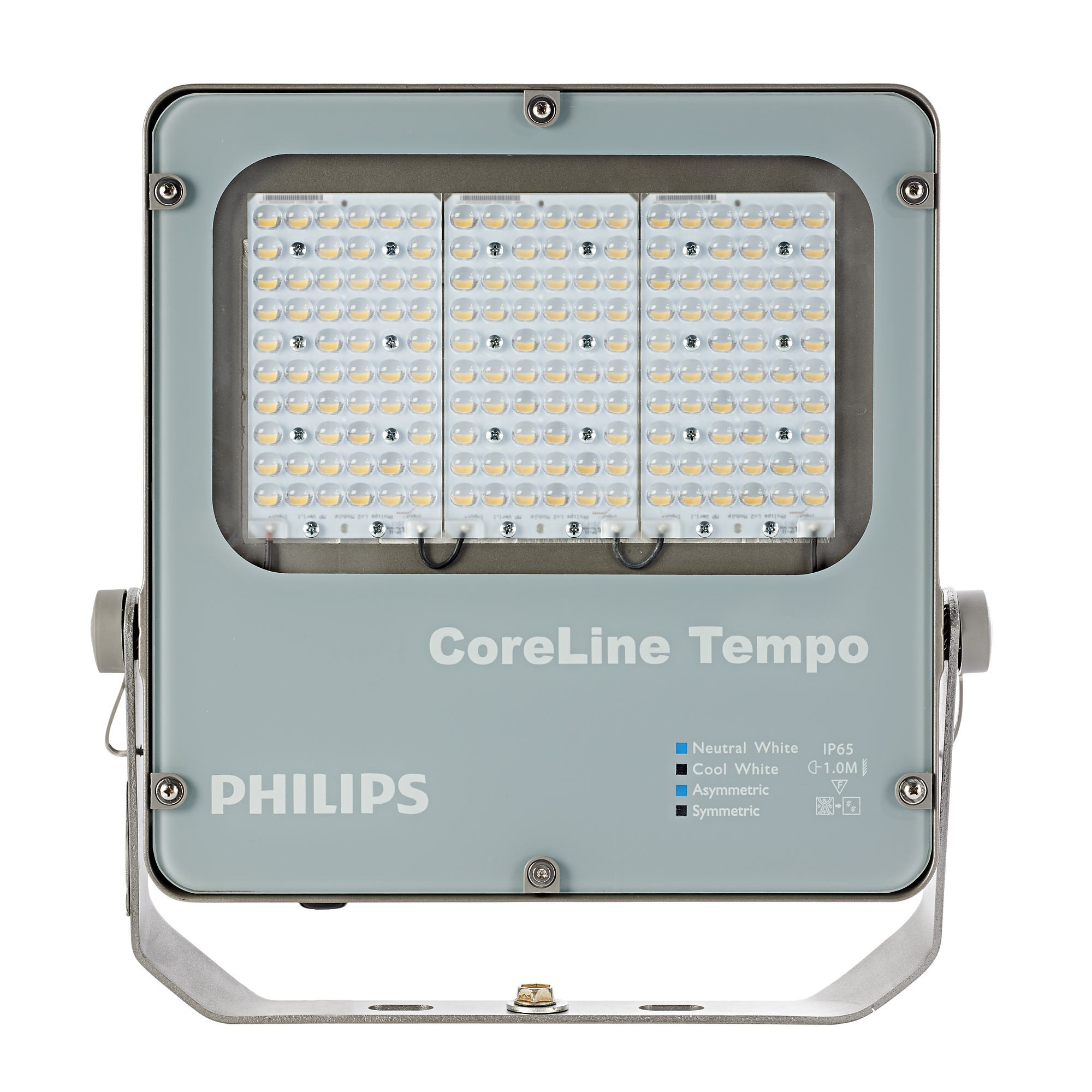 philips bvp120 coreline tempo led floodlight 40w 4000lm. Black Bedroom Furniture Sets. Home Design Ideas