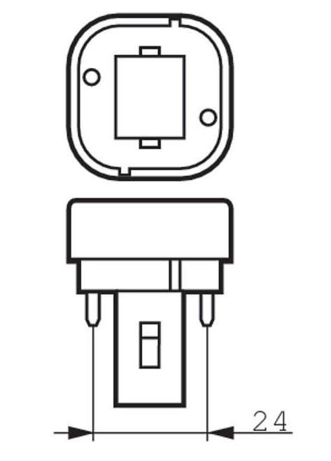 philips corepro led plc  g24d