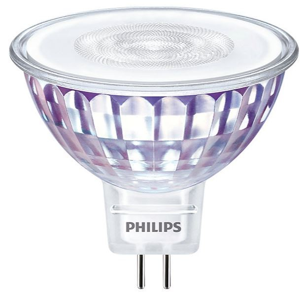 Philips Master Led Mr16 Nz: Philips Master LED Value, MR16, 5.5W=35W, 2700K, 36D, Dimmable