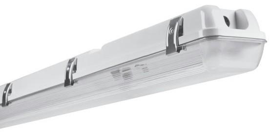 Osram Ledvance Damp Proof Ip65 Led Tube Ready Body 5ft Twin