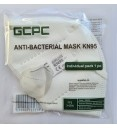 KN95 Antibacterial Face Masks - 5 PACK