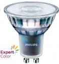 Philips Master LED GU10, ExpertColor CRI97, 3.9W, 4000K, 36D, Dimmable