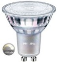 Philips MasterLED Value GU10, 4.9W, 2700K-2200K, 36D, *DIMTONE*
