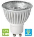 Megaman LED PRO GU10 NEW 7W, 6500K, 35D, Dimmable, 142204