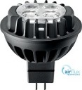 Philips Master LED MR16, AIRFLUX, 7W=40W, 2700K, 24D, Dimmable