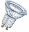 Osram LED GU10, 6.9W=80W, 2700K, 120D, Non Dimmable
